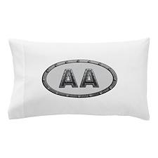 AA Metal Pillow Case