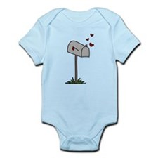 Love Letters Infant Bodysuit
