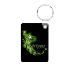 Dark Absinthe Fairy Flying Keychains