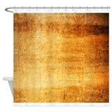 gold tatter 2 Shower Curtain