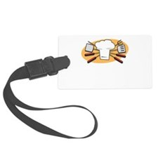 King Of Coals Black.png Luggage Tag