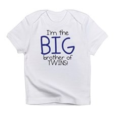 Unique Big sister twins Infant T-Shirt