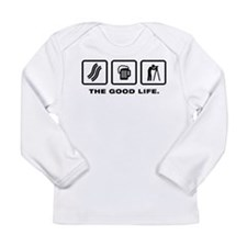 Land Surveying Long Sleeve Infant T-Shirt