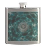 Wormhole, artwork - Flask