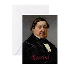 Rossini Greeting Cards (Pk of 10)
