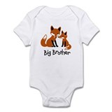 Big Brother - Mod Fox Infant Bodysuit