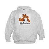 Big Brother - Mod Fox Hoodie