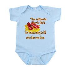 Ultimate Chick Flick Infant Bodysuit