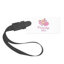 Personalizable Cupid Luggage Tag