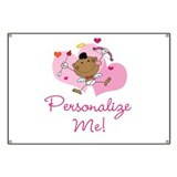Personalizable Cupid Banner