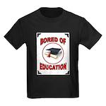 BORED Kids Dark T-Shirt