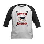 BORED Kids Baseball Jersey