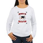 BORED Women's Long Sleeve T-Shirt