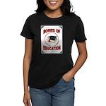 BORED Women's Dark T-Shirt