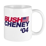 Bush/Cheney Mug