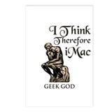 The Geek God's Postcards (Package of 8)