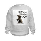 The Geek God's Sweatshirt