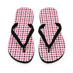 Valentine Color Flip Flops