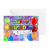 Deaf Language Happy Birthday Card (Pk of 20)