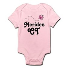 Meriden Connecticut Infant Bodysuit