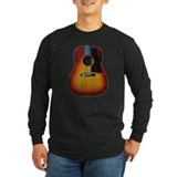 gibsonJ45-top Long Sleeve T-Shirt