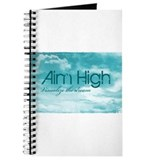 Aim High. Visualize The Dream Journal