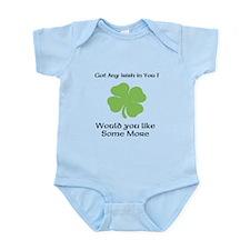 St.paddys day - 2 Infant Bodysuit