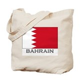 Bahrain Flag Stuff Tote Bag