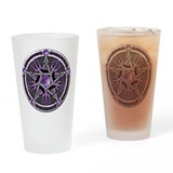 Beliefs Drinking Glass
