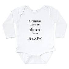 Cruisin Onesie Romper Suit
