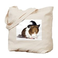 Guinea Pig Witch Trick or Treat Bag