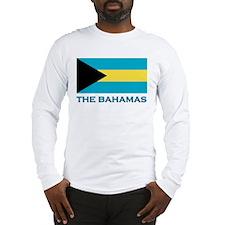 The Bahamas Flag Gear Long Sleeve T-Shirt