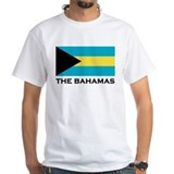 The Bahamas Flag Merchandise Shirt