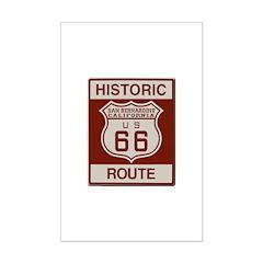 San Bernardino Route 66 Posters
