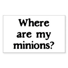 minions Decal