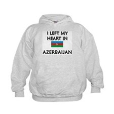 I Left My Heart In Azerbaijan Hoodie