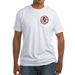 Loon Totem Fitted T-Shirt