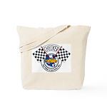 Checker Club Tote Bag