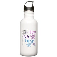 OYOOS Um nd hey design Water Bottle