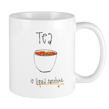 Liquid Sunshine Mug