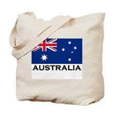 Australia Flag Stuff Tote Bag
