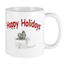 Christmas Gift Chinchilla Mug