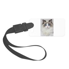 Ragdoll Kitten Luggage Tag
