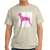 Miniature Pinscher Ash Grey T-Shirt