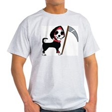 A Chihuahua Named Reaper Ash Grey T-Shirt