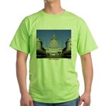 SF City Hall Green T-Shirt