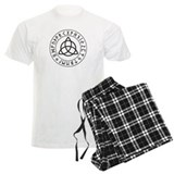 Triquetra Rune Shield pajamas