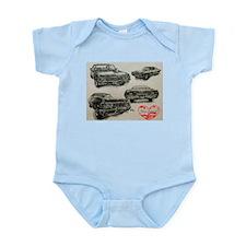'67 Chevy Impala Infant Bodysuit