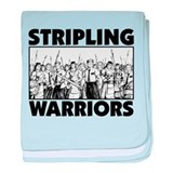 Stripling Warriors baby blanket