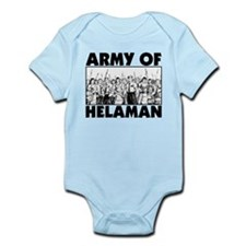 Army of Helaman Infant Bodysuit